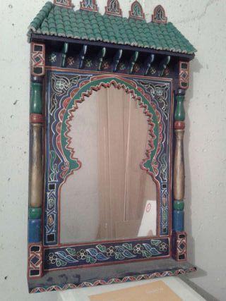Espejo marroqui