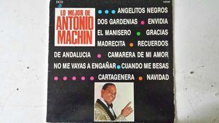 Disco vinilo Antonio Machin