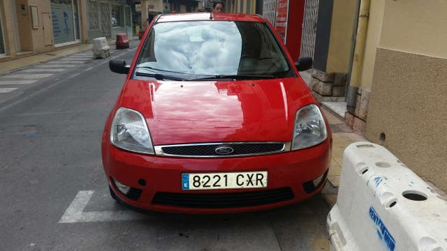 Ford fiesta 1.4 tdci 70 cv 2004