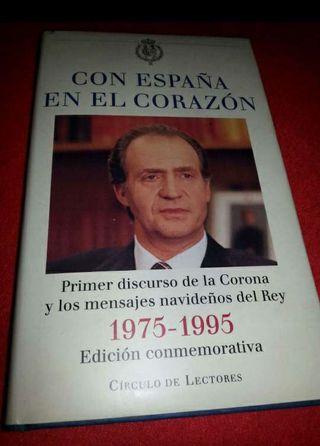 Libro Con España en el corazón