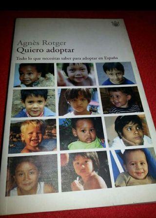 Libro Quiero adoptar