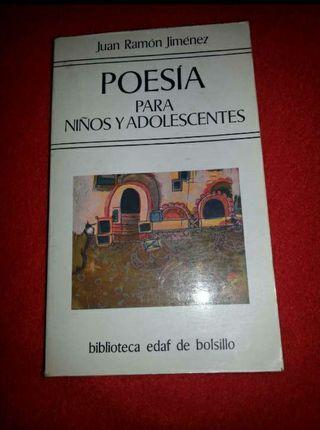Libro Juan Ramón Jiménez