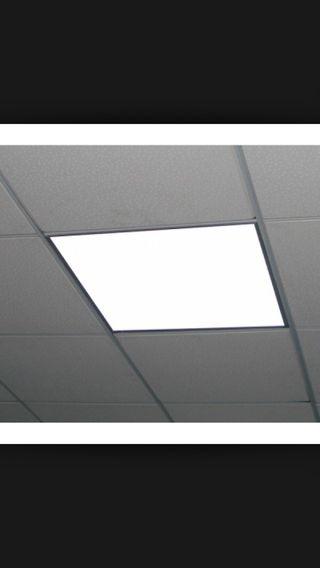 Iluminacion Led Panel Led Techo