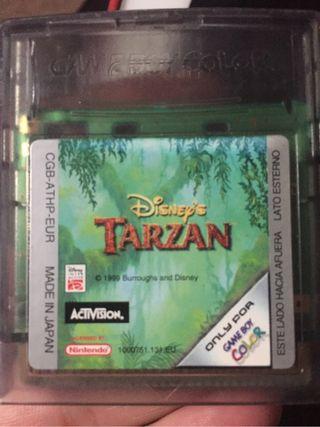Tarzan game Boy #Urge