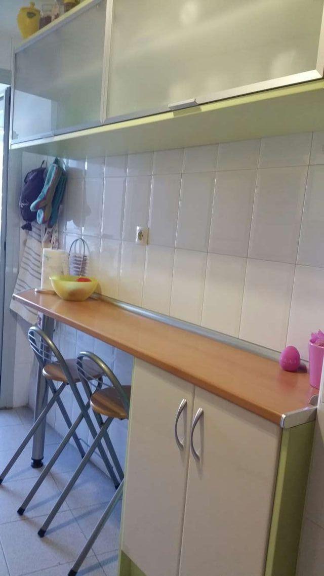 Muebles de cocina formica de segunda mano por 340 € en Paracuellos ...