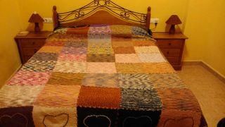 Colcha de lana