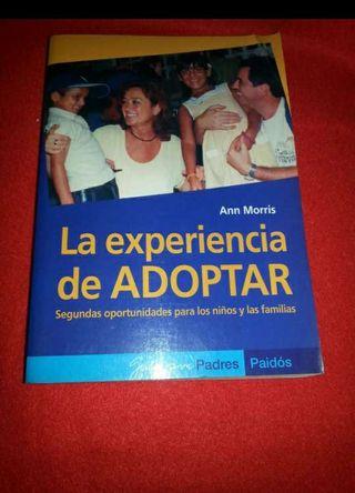 Libro la experiencia de adoptar