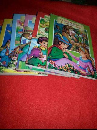 Libros infantiles lote