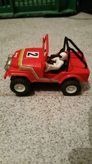 LOTE DE 4X4 SCALEXTRIC