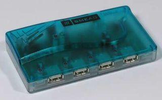 HUB USB 4 Y 7 PUERTOS.