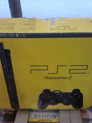 Consola PS2 Slim