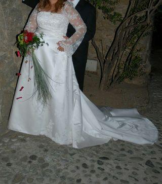 Vestidos de novia talla 58