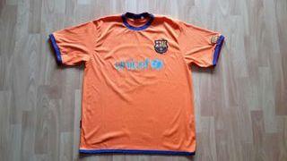 Camiseta oficial Barca de Ronaldinho