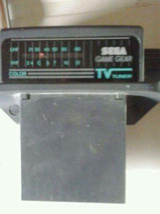 Adaptador tv game gear