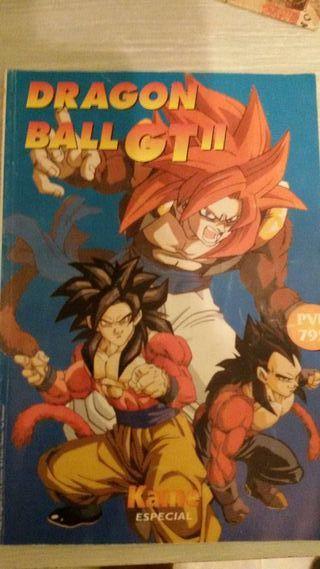 Dragón Ball GT