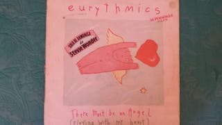 Disco vinilo Eurythmics