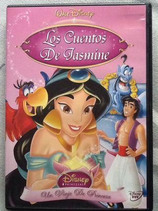 Los Cuentos De Jasmine