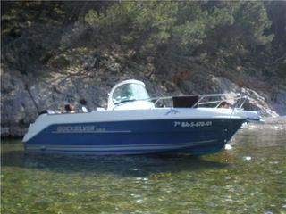 Barco Quicksilver 550