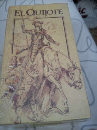 #maravillas El Quijote. 2 cintas VHS
