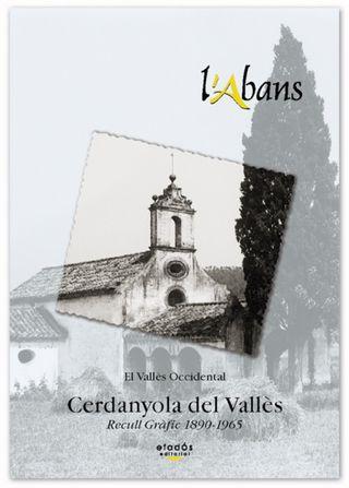 Libro L'abans De Cerdanyola Del Vallés