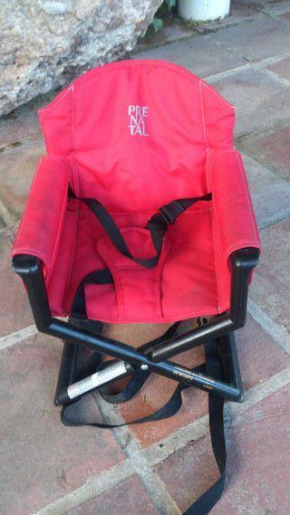 silla alzador bebe