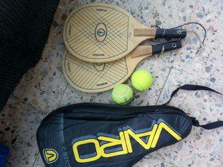 Raquetas de padel