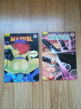 Cómics, Clásicos marvel