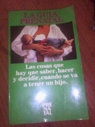 LIBRO DE PRENATAL