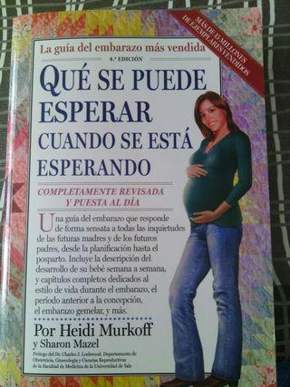 Libro para embarazadas