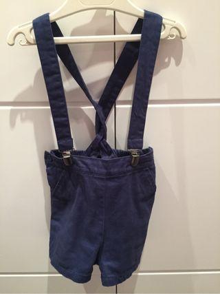 Pantalon Azul De Neck A Neck
