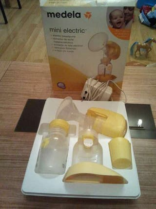 extractor de leche medela mini electric