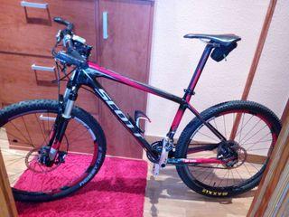Bicicleta de montaña scott scale20