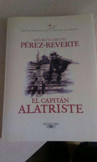 """""""El capitán Alatriste"""" de Arturo Pérez-Reverte"""