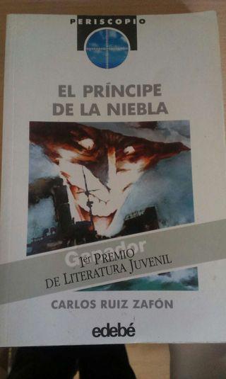 """""""El príncipe de la niebla"""" de Carlos Ruiz Zafón"""