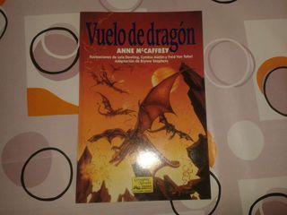 Comic VUELO DE DRAGON