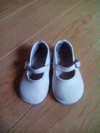 Zapato niña numero 21