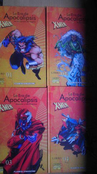 Colección completa Era de Apocalipsis