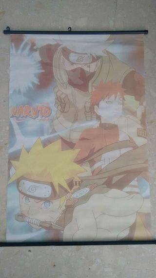 Póster Naruto