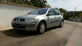 Renault Megane2 Luxe Priviliege Dci