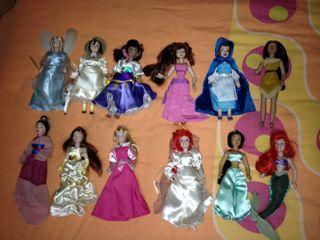 Princesas Disney. Figuras