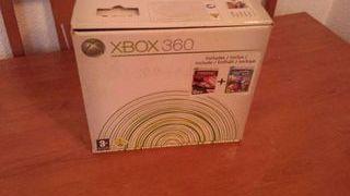Caja xbox 360