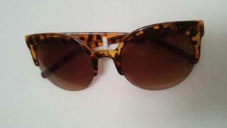 Gafas sol leopardo