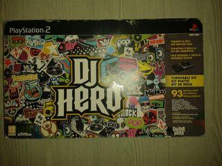 DJ Hero Playstation 2