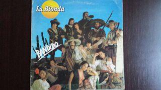 Disco vinilo la Bionda