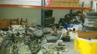 Piezas 125cc-250cc motos asiaticas (chinas)