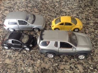 4 Coches