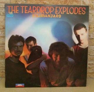 "Lp VINILO The Teardrop Explodes ""Kilimanjaro"""