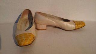 Zapatos de piel T.41