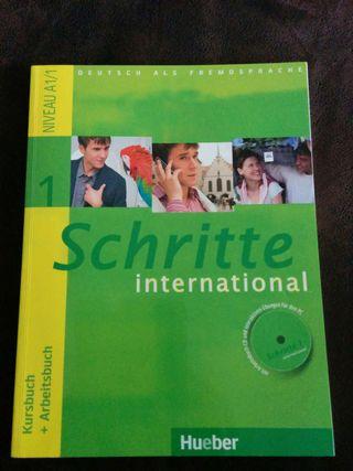 Libros A1 Alemán Escuela Oficial Idiomas
