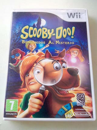 Juego Wii Scooby Doo